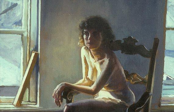 Sunlit Wife–Paul Matthews