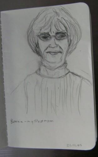 My stepmom, Bonnie