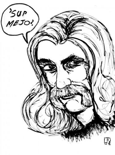 Sam Elliot-'Sup Mejo?