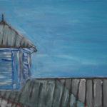 Wyeth Center Acrylic on Canvas